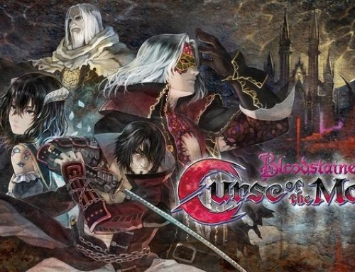 『Bloodstained: Curse of the Moon』5月24日発売!