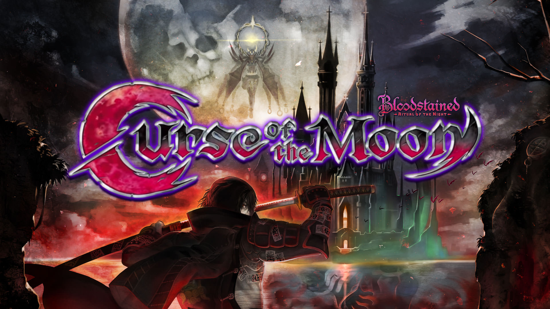 bloodstained curse of the moon 株式会社artplay